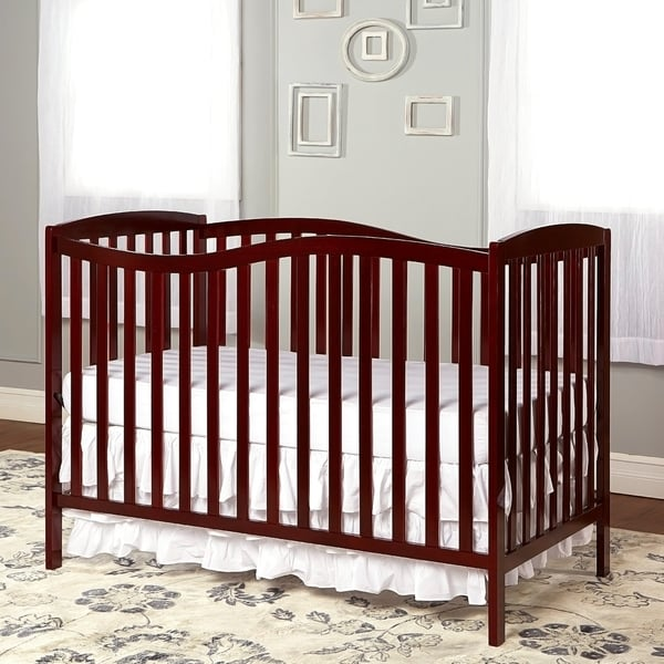Shop Dream On Me Chelsea 5 In 1 Convertible Crib Free