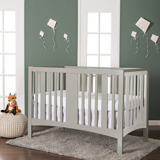 Dream On Me Havana Wood 5-in-1 Convertible Crib
