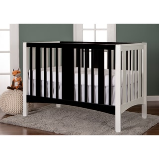 Dream On Me Havana Black Wood 5-in-1 Crib