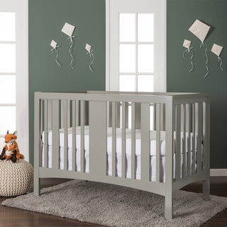 Dream on Me Havana White Wood 5-in-1 Convertible Crib