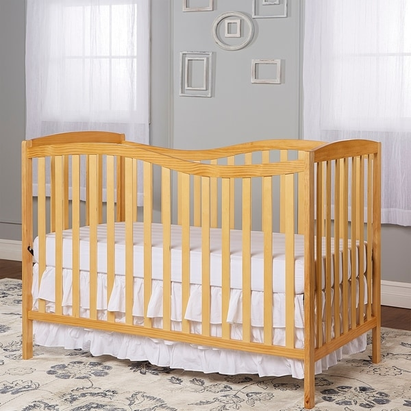 Shop Dream On Me Chelsea Natural 5 In 1 Convertible Crib
