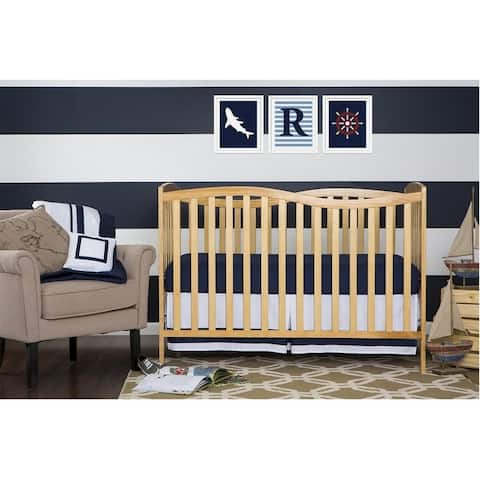 Dream On Me Chelsea Natural 5-in-1 Convertible Crib