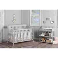 Dream On Me Ashton  5-in-1 Convertible Crib