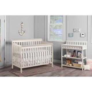 Dream On Me 5-in 1-Ashton Cream-colored Wood Convertible Crib