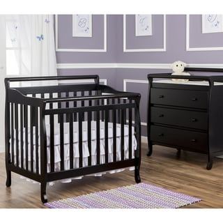 Dream On Me 4-in-1 Mini Convertible Crib