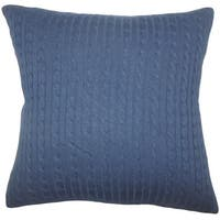 Ochekka Knit Throw Pillow Cover