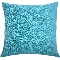 Taline Damask Throw Pillow Cover