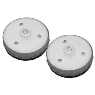 Rite Lite LPL592 Wireless LED Micro Puck Light 2 Pack