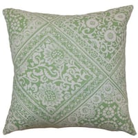 Kayea Floral Throw Pillow Cover