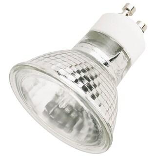 Westinghouse  Halogen Floodlight Bulb  50 watts 330 lumens Floodlight  MR16  GU10  White  6 pk