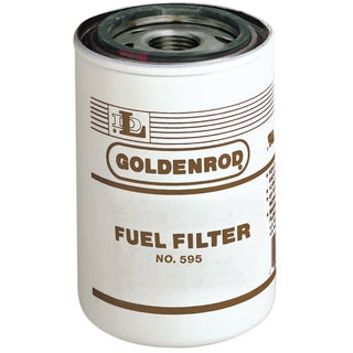 Goldenrod 595-5 Standard Spin-On Fuel Filter
