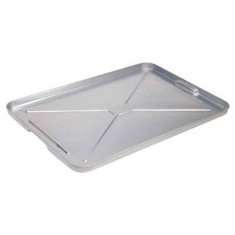 Plews 75-755 17-1/2-inch X 25-3/4-inch X 1-inch Drip Pan