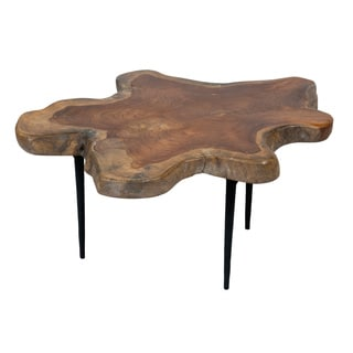 Crafted Home's Dravin Side Table
