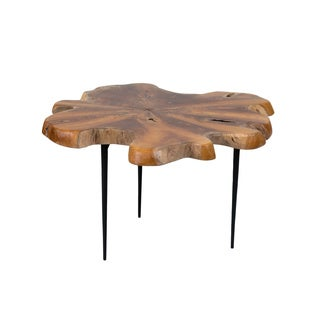 Crafted Home's Darena Side Table