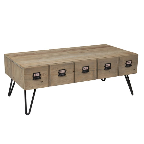 Crafted Home's Amari Coffee Table