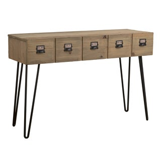 Crafted Home's Cailsey Console Table