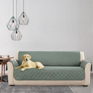 Sure Fit Microfiber Non-Slip Sofa Pet Cover/Furniture Protector|https://ak1.ostkcdn.com/images/products/11952398/P18838935.jpg?impolicy=medium
