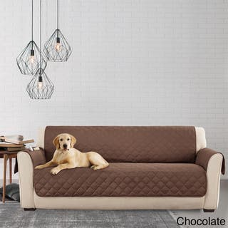 Buy Brown, Modern & Contemporary Sofa & Couch Slipcovers Online at ...