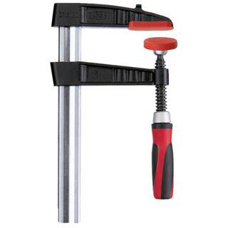 """Bessey TG4.008+2K 4"""" x 8"""" Bar Clamp With Handle