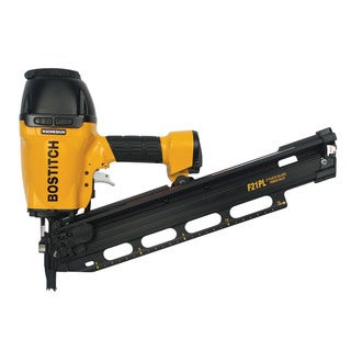 Bostitch Stanley F21PL 21° Plastic Collated Framing Nailer