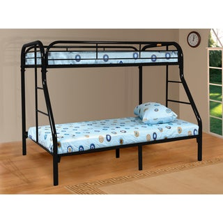 LYKE Home Jess Twin/Full Bunk bed