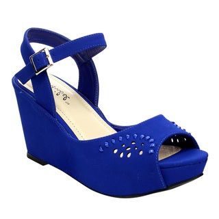Bonnibel Women's Cut-out Wedges