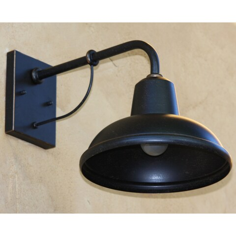 Y-Decor Tanner 1 Light Exterior Lighting in Oil Rubbed Bronze