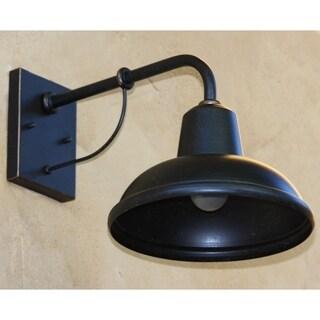 Y-Decor Tanner 1 Light Exterior Lighting in Oil Rubbed Bronze