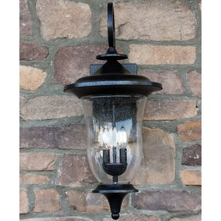 Outdoor Light Fixture Brielle Brownstone Finish Exterior Light