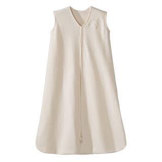 Halo SleepSack Baby Girl's Cream Cotton Medium Wearable Blanket