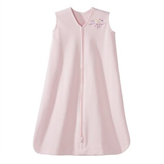 Halo SleepSack Baby Girl's Pink Cotton Medium Wearable Blanket
