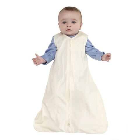 Halo SleepSack Cream Cotton Small Wearable Blanket