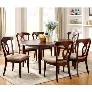 La Rochelle Modern French Farmhouse Design Dining Set