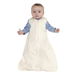 Halo SleepSack Cream Cotton Extra Large Wearable Blanket