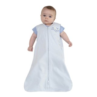 Halo SleepSack Blue Cotton Extra Large Wearable Blanket
