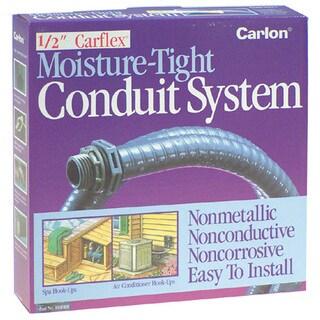 "Carlon Lamson & Sessons 150DRB 1/2"" Carflex Moisture-Tight Conduit System"