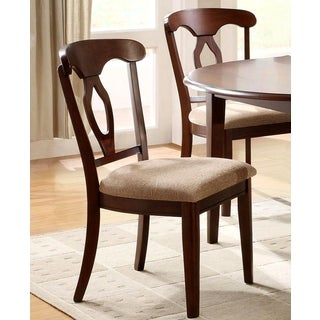 La Rochelle Modern French Farmhouse Design Dining Chairs (Set of 2)