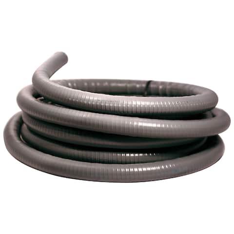 Southwire 55094221 0.5-inch x 25-foot Liqua Flex Non Metallic Liquidtight Flexible Cond