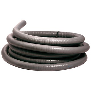 Southwire 55094221 0.5-inch x 25-foot Liqua Flex Non Metallic Liquidtight Flexible Cond
