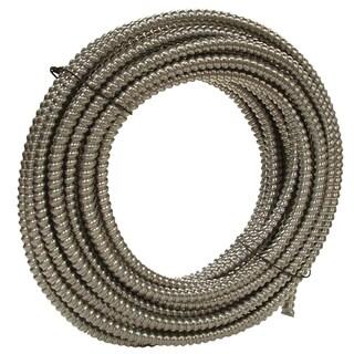 "Southwire 55082103 1/2"" X 100' Alflex Aluminum RWA Metal Conduit"