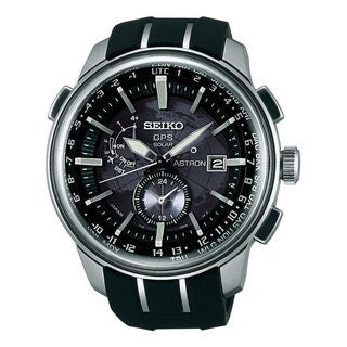 Seiko Men's SAS031J1 Astron Black Watch