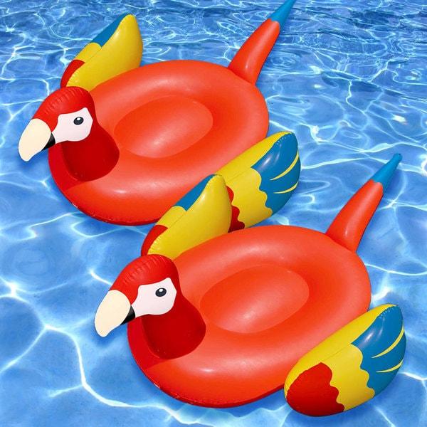 Swimline Giant Parrot (Set of 2)