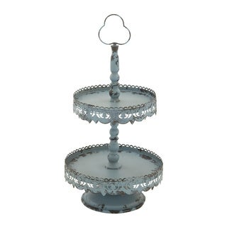 Simply Amazing Metal 2 Tier Tray