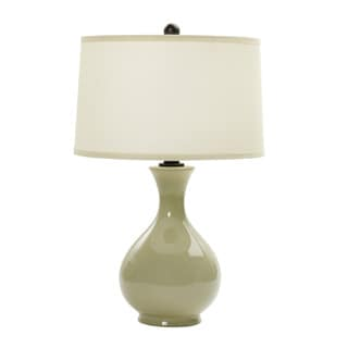 24-inch Heather Ceramic Table Lamp