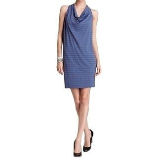 Cynthia Steffe Women's Cotton Striped Medium Sleeveless Dress