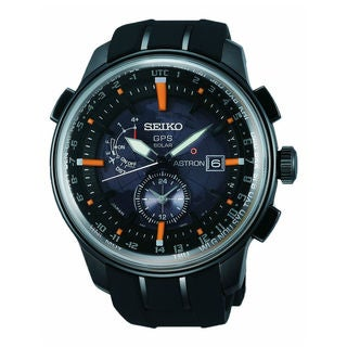 Seiko Men's SAS035J1 Astron Black Watch