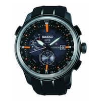 Seiko Men's  Astron Black Watch
