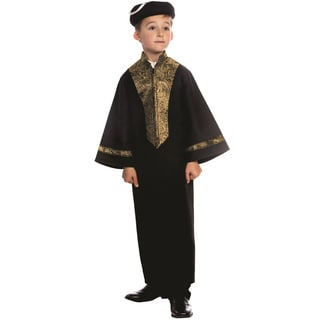 Dress Up America Boy's Sephardic Chacham Rabbi Costume