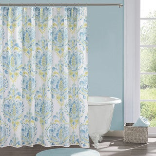 Yellow Shower Curtains For Less Overstock Vibrant Fabric Bath