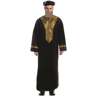 Adult Sephardic Chacham Rabbi Halloween Costume